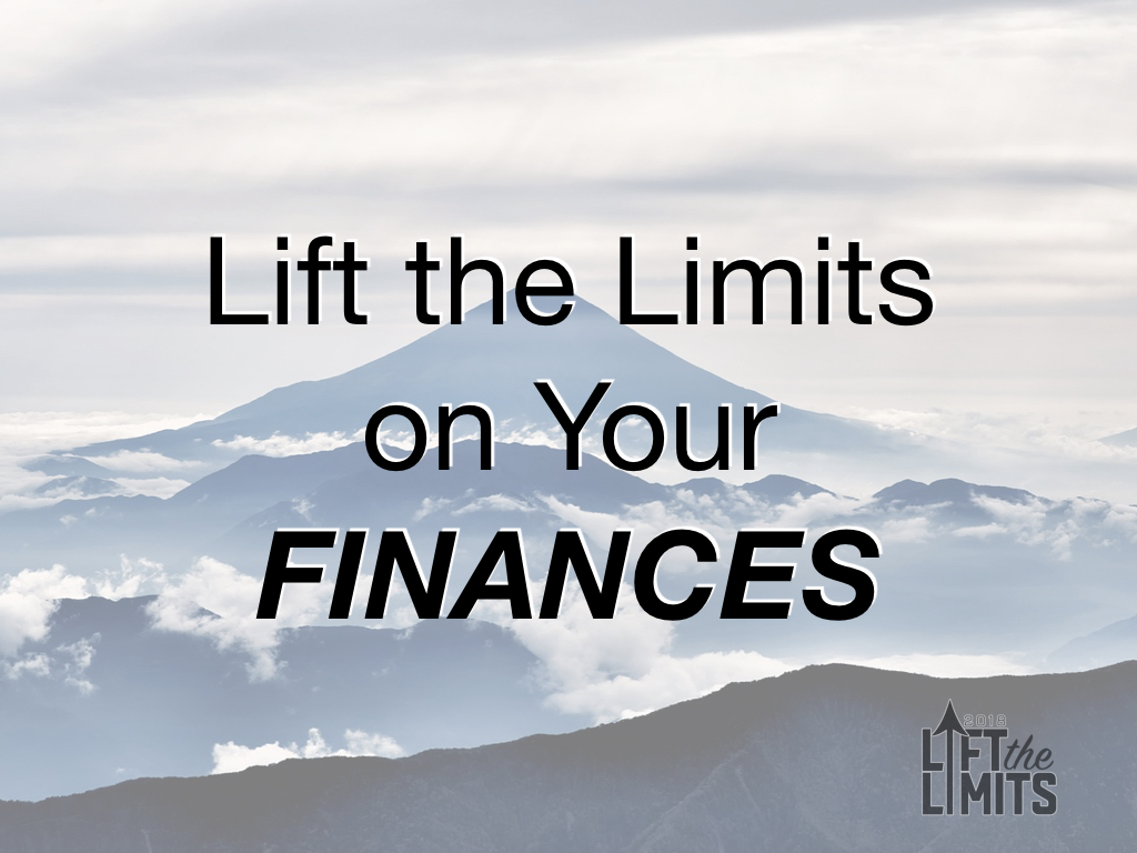 Lift the Limits on Your Finances