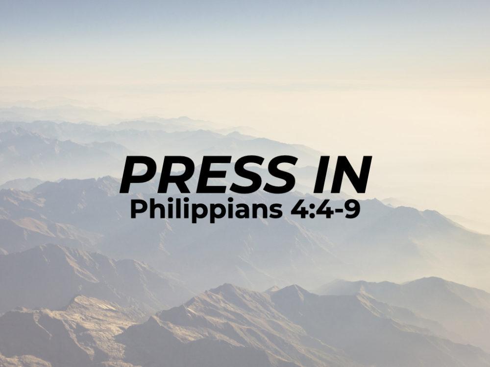 Press In